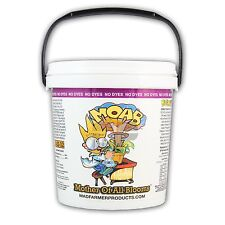 5lbs Mad Farmer Mother Of All Blooms 5 Pounds MOAB M.O.A.B. Hydroponic Nutrients