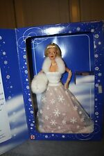 1999 Mattel Snow Sensation Barbie Special Edition