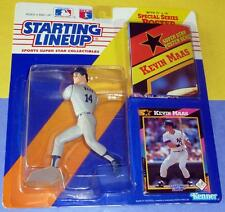 1992 KEVIN MAAS New York NY Yankees - low s/h - Starting Lineup Kenner