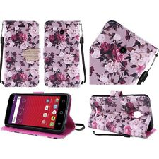 Wallet Card Flip Pouch Cover phone Case for Alcatel Ideal 4060a GoPhone