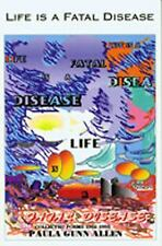 Life Is a Fatal Disease: Selected Poems 1964-1994-ExLibrary