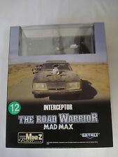 Mad Max Interceptor Kyosho Skynet Mini Z Ready Set Limited Clean Version NEW