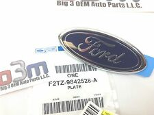 Ford Explorer Ranger REAR Blue Oval NAMEPLATE Emblem OEM new F2TZ-9842528-A