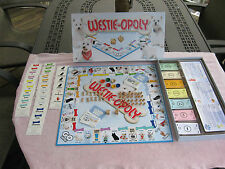 Westie-Opoly~A Tail Wagging Property Trading Board Game~ Late for the Sky
