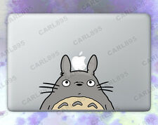 Totoro Head Color Vinyl Sticker for Macbook Air/Pro