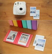 2NUL Small S NSTAX MINI Photo Album PINK for Fujifilm Fuji 25i 7s 8 90 50s