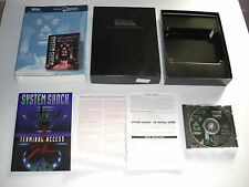 SYSTEM SHOCK 1 Pc Cd Rom Classics BIG BOX - FAST SECURE POST