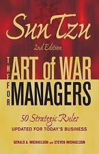 Sun Tzu - The Art of War for Managers : 50 Strategic Rules Updated for...