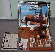 VINTAGE 1978 KENNER STAR WARS DROID FACTORY ORIG BOX COMPLETE R2-D2 3RD LEG