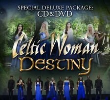 CELTIC WOMAN CD - DESTINY [CD/DVD DELUXE EDITION](2016) - NEW UNOPENED