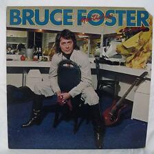 Vintage Bruce Foster After The Show LP Vinyl Record MNLP 8000 tob
