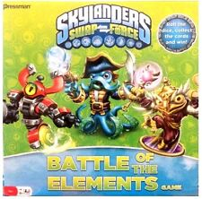 Board Games For Kids Ages 5, 7, 10 and Up Skylander's Battle Of The Elements New