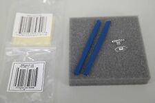NEW AUTHENTIC Oakley COIN / FRAG BLUE Earsock & Nose pad Kit Replacement