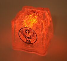 Genial Jägermeister Plástico Cubo de hielo con LED Luz y Función de enfriamiento