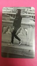 TAEMIN SHINee PRESS IT Official Photocard D Ver. 1st Album SMTOWN 태민