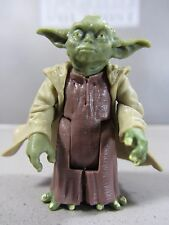 YODA (PADAWAN LIGHTSABER TRAINING) #15 Action Figure Toy STAR WARS SAGA 2003