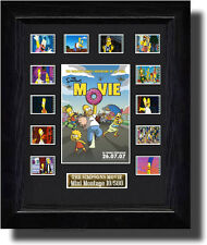 The Simpsons Movie film cell (2007) (f)