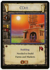 Mill (3) - Age Of Empires ECG CCG Card (C96)
