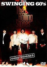 The Rolling Stones - Swinging 60s (DVD, 2007) + dispatch in 24 hours Mick Jagger