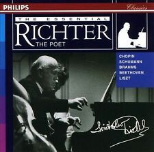 The Essential Richter - The Poet 2005 by Chopin, Schumann, Brahms, Beethoven, Li