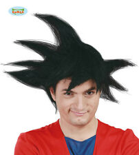 PERRUQUE GOKU Carnaval Cheveux Dragon Ball Kaarot Dessins animés D'animation 115