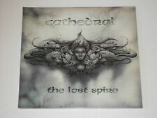 CATHEDRAL  The Last Spire  2LP SEALED blue vinyl limited edition - gatefold