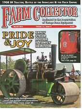 George Frick Steam Tractor Empire, Jones Balers, 1905 Kelly Springfield Roller