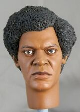 1:6 Custom Head of Samuel L. Jackson as Elijah Price from the film Unbreakable