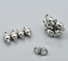 Strong magnetic clasp 8 mm, 5 sets
