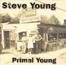 """LN """"Primal Young"""" by Steve Young (CD, Appleseed Records 2000)"""
