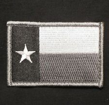 TEXAS TX LONE STAR STATE FLAG USA ARMY SWAT VELCRO® BRAND FASTENER PATCH