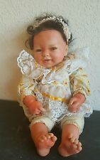 "BAM Wonderful RARE 20""Berenguer Baby Doll Realistic Flushed Colored Skin. Outfit"