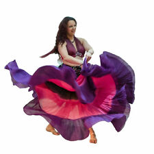 25 Yard Skirt Gypsy Tribal Cotton Skirts Belly Dance Dancing  ATS 3 Color