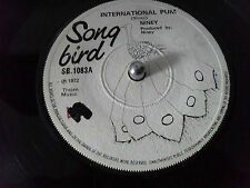 NINEY INTERNATIONAL PUM SONG BIRD RD 1972