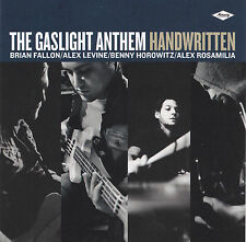 The Gaslight Anthem STICKER 2012 Handwritten OFFICIAL PROMO Mint RARE Original