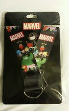 SDCC 2015 Marvel Disney pin lanyard Nick Fury Avengers pack set San Diego Comic