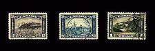 Canada. 1931. Scott 174, 176, 177. Used. (BI#24)