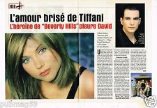 Coupure de Presse Clipping 1999 (2 pages) Tiffany Amber Thiessen
