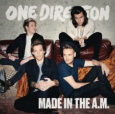 Made in the A.M. by One Direction (UK) (CD, Nov-2015, Columbia (USA))
