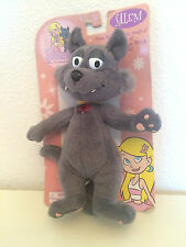 NEW Salem Plush Cat SABRINA THE TEENAGE WITCH Animated Series Toy. RARE