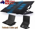 "USB 2.0 Cooling Fan LED Cooler Pad for Notebook Laptop 13""-15"" Blue LED for DELL"