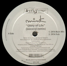 MINK - Glory Of Life (Second Remix) - King Street Sounds