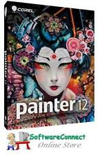 Corel Painter 12 for Windows MAC Full Retail A/E Edition Genuine GUARANTEE