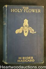 The Holy Flower by H. Rider Haggard