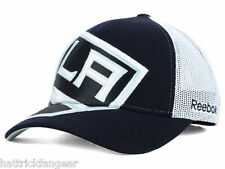 REEBOK VI42Z NHL STADIUM SERIES  MESHBACK HOCKEY HAT/CAP - LOS ANGELES KINGS