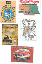 """100 Custom 2.5x3.5"""" Full Color Dash Plaques Using Your Artwork/We Can Create It"""