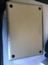 "Used Apple MacBook Pro Core i5 2.4GHz 13"" 500GB 4GB RAM A1278 3-inch, Late 2011"