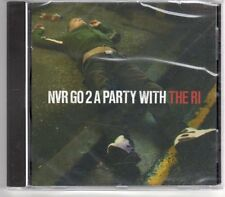 (GP485) NVR Go 2 A Party With, The Ri - 2011 Sealed CD