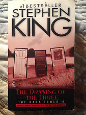THE DRAWING OF THE THREE by STEPHEN KING. PAPERBACK. NEW INTRO BY THE AUTHOR.
