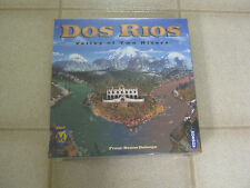 Dos Rios Valley of Two Rivers, Mayfair Games/Kosmos 2004 SEALED!